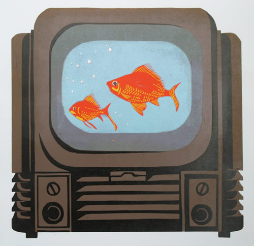 Goldfish TV – Postcard
