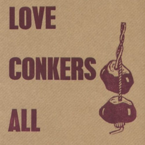 Letterpress Card – Conkers