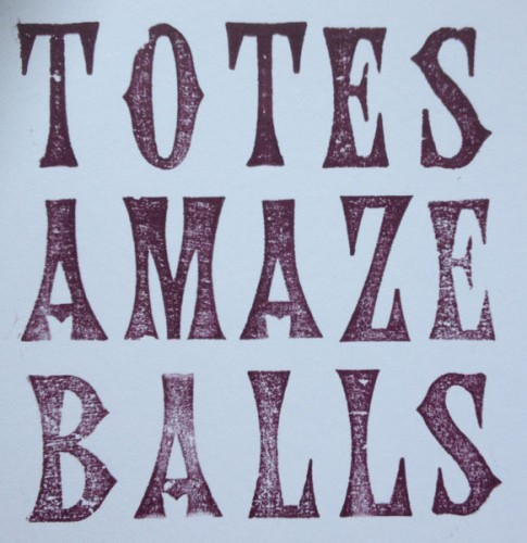 Totes Amaze Balls