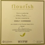 flourish award
