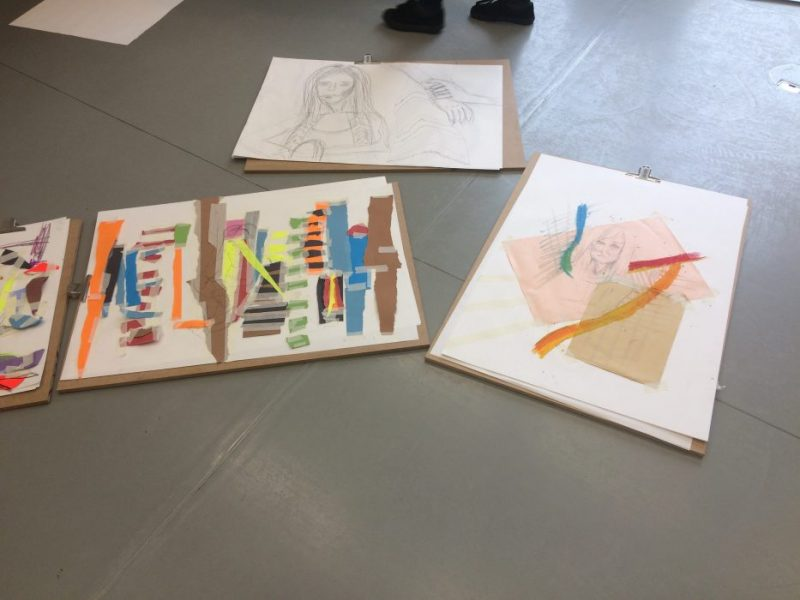 Life and Movement Drawing at the Hepworth