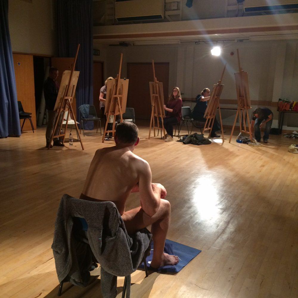New life drawing term dates