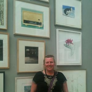 Helen At RA2012