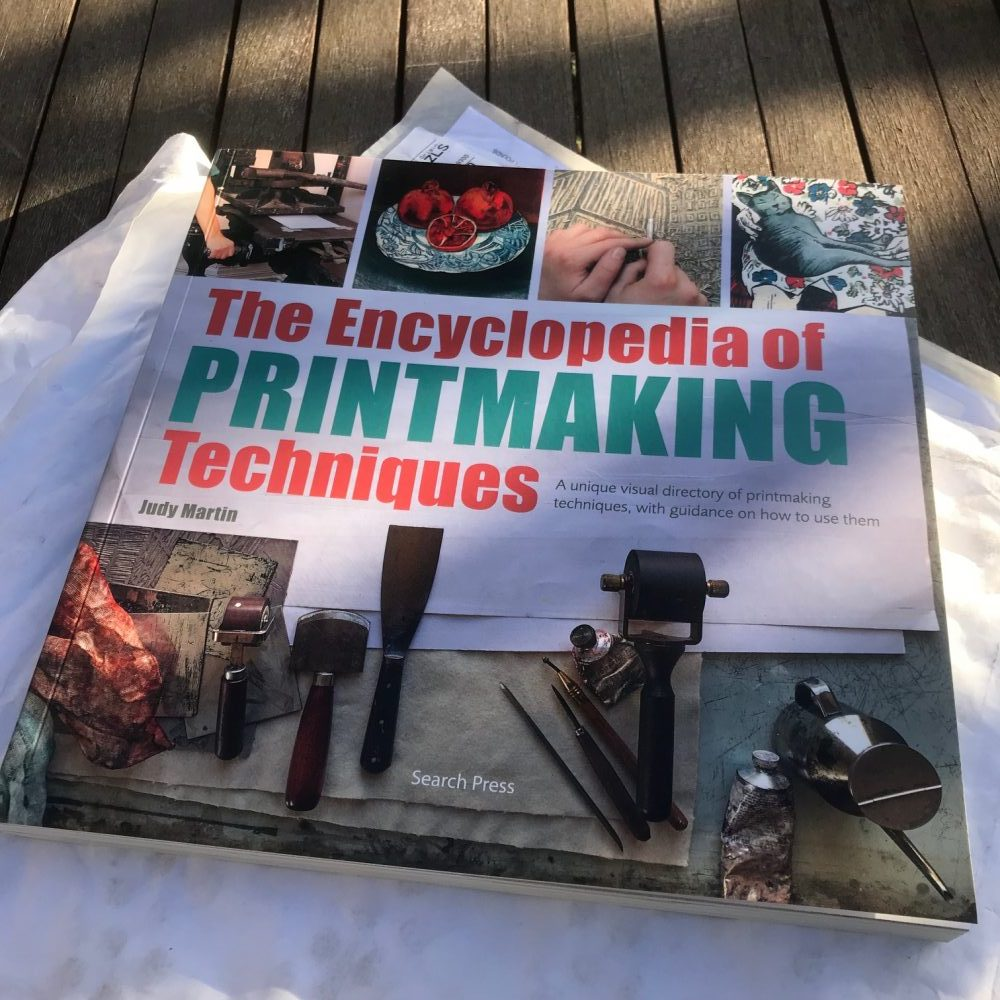 The Encylopedia of Printmaking Techniques